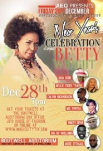 Southern Soul & Blues Lovers New Years Celebra...
