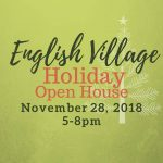 English Village Holiday Open House