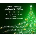 Pelham Community Christmas Tree Lighting