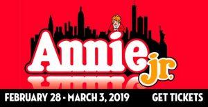 STARS presents: Annie Jr.