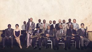 Delfeayo Marsalis presents the Uptown Jazz Orchest...