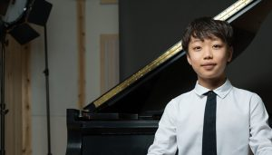 ArtPlay Parlor Series featuring Young Concert Artists Nathan Lee