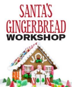 Santa's Gingerbread Workshop