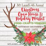 4th Annual Mt. Laurel Holiday Market