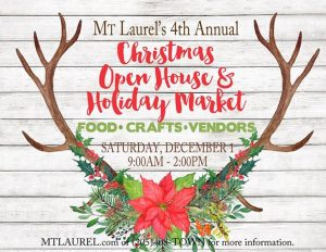 4th Annual Mt. Laurel Holiday Market