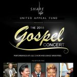 Share Life United Appeal Fund 2018 Gospel Concert