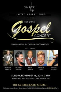 Share Life United Appeal Fund 2018 Gospel Concert