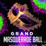 3rd Annual Grand Masquerade Ball