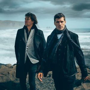 "for King and Country's ""burn the ships"" Tour"