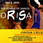 ORISA CELBRATION 2019: THE POWER OF SANGO