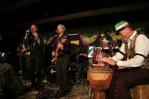 Mardi Gras Bash w/ 2blu and the Lucky Stiffs