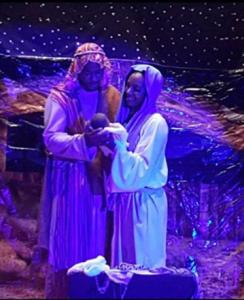 """Come! Celebrate Christmas!"" A Dramatic Christmas Musical"