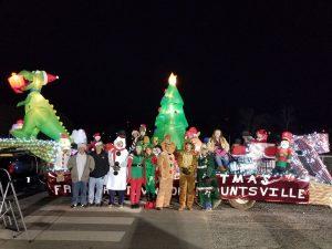 Blountsville Christmas Parade & Open House