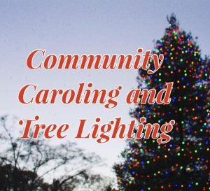 Trussville's Community Caroling and Tree Lighting Ceremony