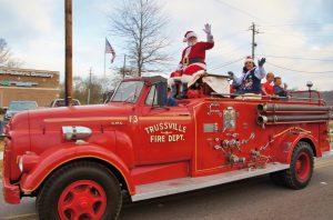 Trussville Christmas Parade