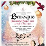 Baroque Chamber Music and Sounds of the Season