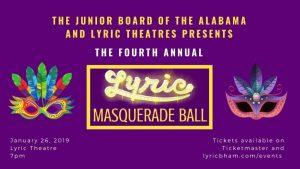 4th Annual Lyric Masquerade Ball