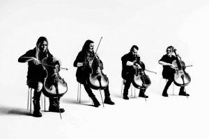 Apocalyptica – Plays Metallica By Four Cellos To...