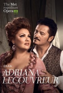 The Met: Live in HD - Adriana Lecouvreur