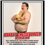 Randy From Trailer Park Boys Brings You Randy's Cheeseburger Picnic