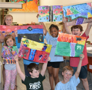 City Center Art, Grades 2 - 5
