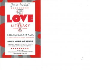Love for Literacy