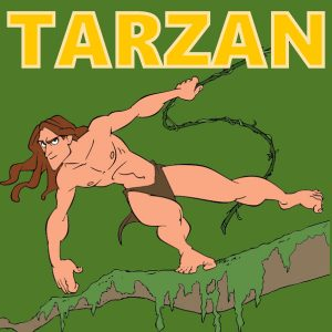 Wild Week: Tarzan Movie Showing