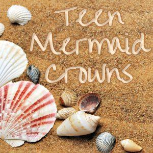 Teen Mermaid Crowns