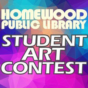 Homewood Public Library Student Art Contest