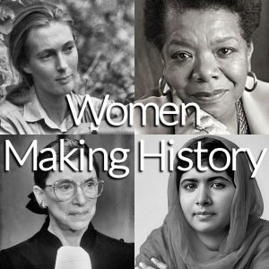 Women Making History Film Series: