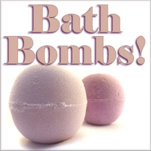 Teen Bath Bombs
