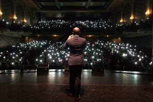 The Moth StorySLAM in Birmingham: Firsts