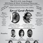 The F.I.L.E.S. Arts Project Dance and Music Workshop/Showcase