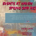 2019 Artist Expo at Haven
