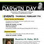 Darwin Day feat. Dr. Beatrice Hahn