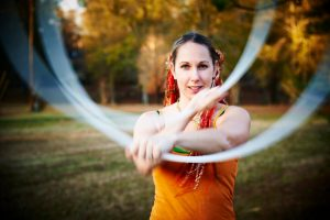 Intro to Doubles Hooping