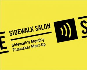 Sidewalk Salon: March Salon—Costume Design