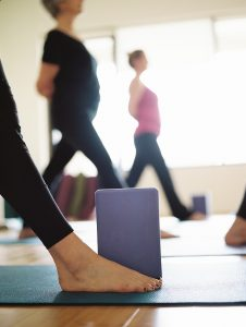 Yoga for Beginners 4 Week Series