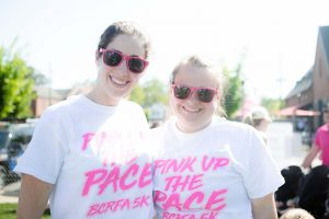 Pink Up the Pace 5k and Fun Run
