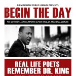 "The Annual Martin Luther King, Jr. Memorial Lecture – ""Real Life Poets Remember Dr. King"""