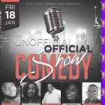 The Unofficial Official Comedy Show at StarDome