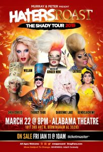 Haters Roast – The Shady Tour