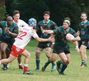 Rugby: Birmingham Vulcans vs Atlanta Old White A & B