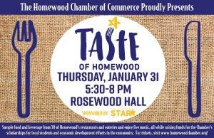Taste of Homewood