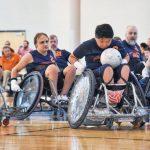Demolition Derby Wheelchair Rugby Tournament