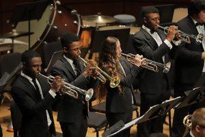 UAB Faculty Brass Quintet First Thursday concert