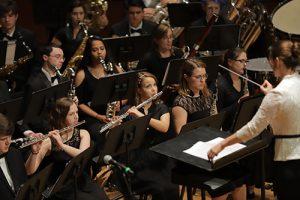 UAB Clarinet Symposium finale concert