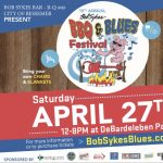 10th Annual Bob Sykes Bbq & Blues Festival