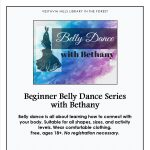 Beginner Belly Dance with Bethany