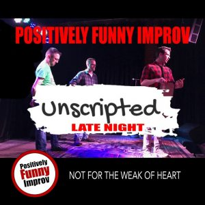 Birmingham Improv Theatre Presents Positively Funn...